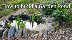 How To Build A Small Garden Pond - YouTube Frog Lodge Gabe Feathers Mcgee The Whisper Folks How To Create A Wildlife Pond Hgtv Building Ogfriendly Build On Budget Youtube Backyard Home Landscapings Ideas Garden Diy Project Full Video To Make Chickadee Habitat Design And Build Wildlife Pond Saga For Frogs Part 5 Outdoor Patio Cute Round Koi Mixed With