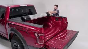 100 Truck Bed Covers Roll Up BAK Revolver X4 Harding Matte Black Cover Installation