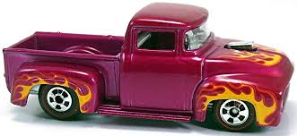Custom '56 Ford F-100 – 73mm – 2008 | Hot Wheels Newsletter 2017 Hot Wheels K Case 215 Custom 56 Ford Truck Youtube Ford Truck Keda Dye 392574001_originaljpg 161200 31956 Trucks Pin By Joe Poalillo On Rod Pinterest Classic Trucks Matt Bernal F100 Pick Up 1956 Interior F100 Interior Old Cab Pickup Retro H Wallpaper 2048x1536 Image Red Rear Viewjpg Wiki F212 Indy 2015 For Sale Classiccarscom Cc958249 F Photos Informations Articles Bestcarmagcom Farm With Mild Restomod Car Builder
