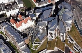 100 Enric Miralles Architect AD Classics Scottish Parliament Building