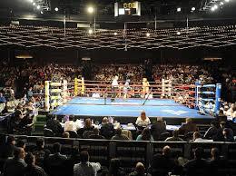 Boxing Madison Square Garden October 17 Best Garden In The World