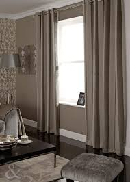 luxury chenille natural mink curtains striped velvet lined