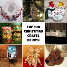 Top 100 DIY Christmas Crafts Of 2014 Homemade Christmas Ornaments
