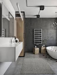 badezimmer ideen moderne badezimmereinrichtung in weiß und