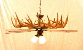 deer antler ceiling fans best one for your home warisan lighting