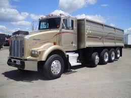 100 Silage Trucks KENWORTH GRAIN SILAGE TRUCK FOR SALE 11654