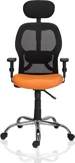 Green Soul New York High Back Mesh Office Chair (Orange) Leatherette Office  Executive Chair Merax Orange High Back Gaming Chair With Lumbar Support And Headrest Cougar Armor S Luxury Breathable Premium Pvc Leather Bodyembracing Design Mid Century Modern Highback Lounge Revive Modern In Highback Swivel Black With Racing Style Ergonomic Office Desk By Morndepo Xl Executive Ribbed Pu Computer Gothic Inspired Velvet Throne Task Global Ding Chairs Upholstered Angelic Vini Furntech Gromalla Mesh Akracing Nitro Robus High Back From Stylex Architonic Video Bucket Seat Footrest Padding