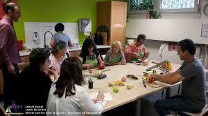 atelier cuisine centre social atelier cuisine à polygone assqot