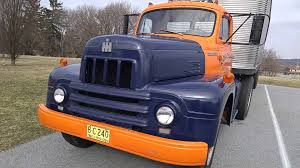 International R-190 Tractor Trailer - YouTube