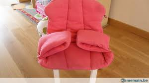 assise chaise haute coussin chaise haute pericles a vendre 2ememain be