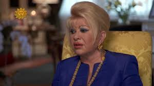 What Is A Muslim Prayer Curtain by Ivana Trump Lifts The Lid On Explosive Divorce From Donald In New