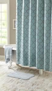 Royal Blue Curtains Walmart by Curtains At Walmart Mainstays Glass Blocks Shower Curtain Walmart