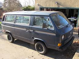 Volkswagen Vanagon 4x4 Conversion