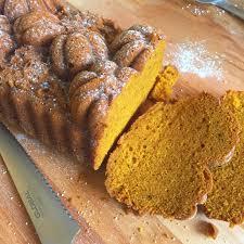 Nordic Ware Pumpkin Loaf Pan Recipe by Pumpkin Loaf U0026 Optional Cream Cheese Swirl Wanderlist