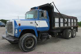 100 Ford Truck 1980 L9000 Dump Truck Item D2447 SOLD June 25 Cons