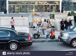 New York City, USA - October 30, 2017: Back Of Man Vendor Selling ... Garbage Truck Driver To Be Arraigned In Brooklyn Court Cbs New York Graffiti Driving Down Greenwich Village Street Winter Day Nyc Question Why Do Some Garbagemen Block The Streets Pbs Newshour Suspect In Custody After Lonewolf Truck Parking Lot Stock Photos Images Alamy Fedex City Usa Photo 50955400 418 W 126th St West Ny 10027 Food Trucks Must Display Health Inspection Grades Under New Emergency Vehicle Editorial Stock Photo Image Of Medical 40845928 Nomad Wandering Fashion Boutique For Boho Lovers Behind