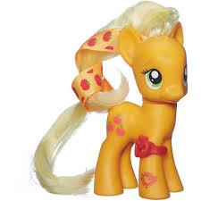 my pony cutie magic applejack figure walmart
