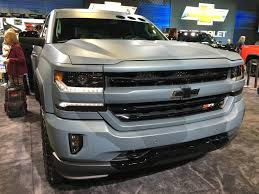 Chevy Unveils 2016 Special Ops Silverado, A Pickup Whose Paint ... Chevy Dealer Keeping The Classic Pickup Look Alive With This Jayskis Nascar Silly Season Site 2017 Camping World Truck R Model Paint Color Oppions Wanted Antique And Mack Trucks What Color Of Your Luxury Car Says About You Taste Skins Jobs For American Simulator 1988 Chevy Pickup Truck Schemes 2008 Ford E350 Trailer Mondo Macho Specialedition 70s Kbillys Super The First Year Twotone 1947 Present Chevrolet Budweiser Silverado Dale Jrs 2004 Scheme Custom Paint Drag Racing Schemes Award Wning Graphic Design Services Sema Concepts Strong On Persalization My 201718 Cup Series Scheme Forza 7