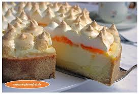 quark mandarinen kuchen mit baiser tanja s glutenfreies