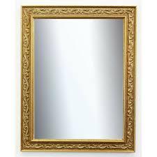 badezimmerspiegel alle größen badspiegel gold verona antik
