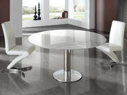 runde aus glas tische stehtische fürs esszimmer günstig
