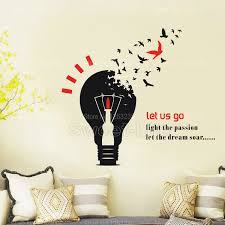 Find More Wall Stickers Information About Free Shipping Corporate Let The Dream Soar Home Decor Decas For Office Company Decoration