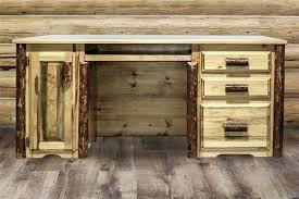 rustic home office furniture collections best 25 rustic desk ideas