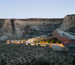 100 Amangiri Utah Luxury Resort Canyon Point Artful Living