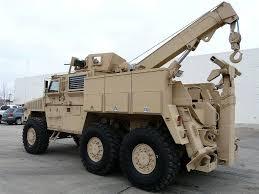 100 Armor Truck 6x6 Ed Wrecker Wreckers RollBacks And CarHaulers Army