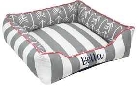 Custom Pet Beds for Dogs & Cats Handmade in the USA