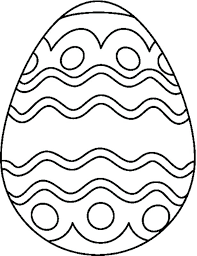 Easter Egg Colouring Pages For Adults Kids Coloring Eggs Sheets In The