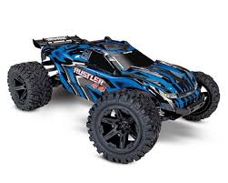 Rustler 4X4 1/10 4WD RTR Stadium Truck (Blue) By Traxxas [TRA67064-1 ... Traxxas Rustler 2wd Stadium Truck 12twn 550 Modified Motor Xl5 Exc Traxxas 370764 110 Vxl Brushless Green Tuck Rtr W Traxxas Stadium Truck Youtube 370764rnrs 4x4 Scale Product Wtqi 24ghz 4x4 Brushless And Losi Rc Groups 370761 1 10 Hawaiian Edition 2wd Electric Blue Tra37054