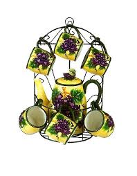 Grapes Tea Set Collection