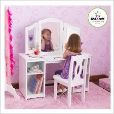 bureau de fille coiffeuse bureau