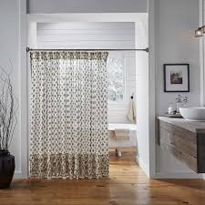 Tie Up Bathroom Curtains Shade Outdoor For Gazebos Gray Home