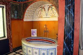 bad jugendstil badezimmer kultur ernst fuchs villa