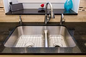Old Kitchen Sinks With Drainboards by How To Install A Stainless Steel Kitchen Sinks With Drainboard