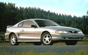 Used 1995 Ford Mustang for sale Pricing & Features