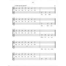 anfang auf der sopranblockflöte 1 blockflöte noten musiknoten 9783981014600