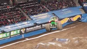 100 Monster Truck Show Portland Jam Freestyle OR 2018 YouTube