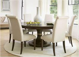 Round Table Dining Set Modern Room Sets Cool Shaker Chairs 0d White Kitchen