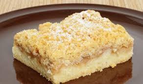 apfel blechkuchen mit zimt streuseln einfach lecker