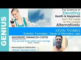 Elevacity Elevate Coffee Formulator Kevin Thomas