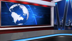 Newsroom Background Stock Video Footage Illustration Of Real