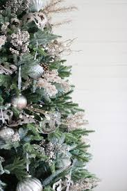 Balsam Christmas Trees by Remodelaholic How To Decorate A Christmas Tree In 5 Simple Steps