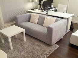 klippan 2 seater long skirt sofa cover beautiful custom