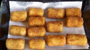 comment cuisiner des pommes de terre pommes croquettes recette des pommes de terre croquettes panées
