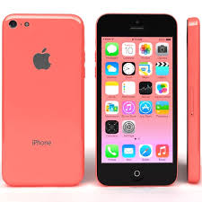 Apple iPhone 5c 8GB in Pink 4G iOS Smartphone for T Mobile Good