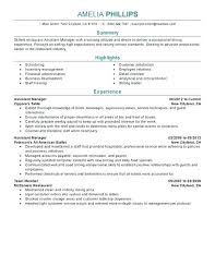Sample Curriculum Vitae For Restaurant Supervisor Server Resumes Examples Resume Unforgettable Re Objectives