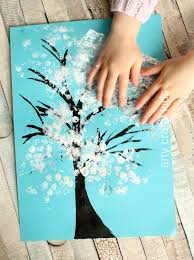 Winter Art Crafts For Kids